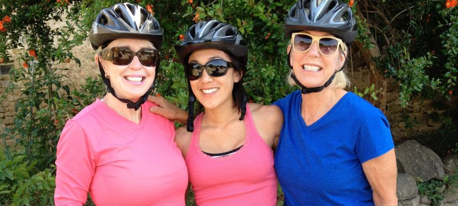 A trip for mothers, daughters, and friends