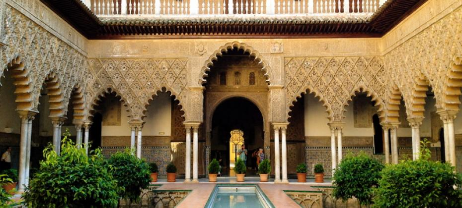 Spanish Journeys at the Alcazar de Sevilla