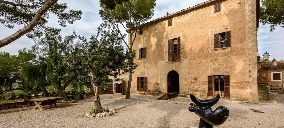 Joan Miro's Studio in Palma de Mallorca