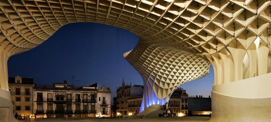 Sevilla's Metropol Parasol