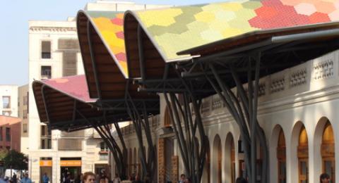 Mercat de Santa Caterina Barcelona