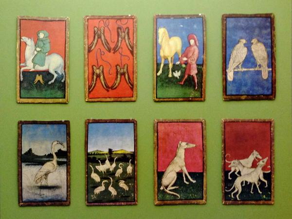 The Fournier card collection Museo de Naipes Vitoria